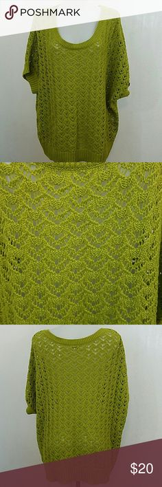 Beautiful Sweater by St. John's Bay Beautiful Sweater by St. John's Bay. In great condition. Size 2x. St. John's Bay Sweaters