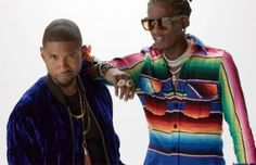Usher f/ Young Thug No Limit Video