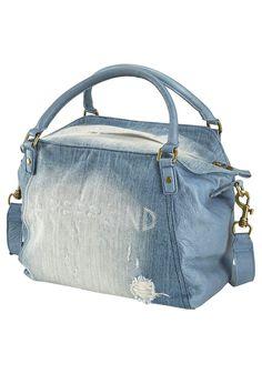 Liebeskind AmandaA Denim Blue Handtaschen auf Stylelounge.de