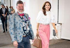 Prince Frederick, Queen Margrethe Ii, Jimmy Choo Romy, Danish Royals, Crown Princess Mary, Mary Elizabeth, Royal Fashion, Human Rights, Wide Leg Pants