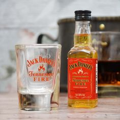 Tennessee Fire Jack Daniels Engraved Shot Glass Set Jack Daniels Gifts, Tennessee Fire, Shot Glass Set, Alcohol, Drinks, Tableware, Rubbing Alcohol, Drinking, Beverages