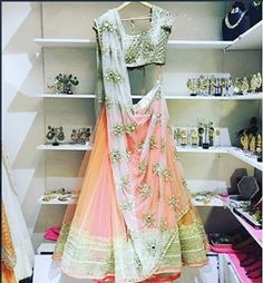WEBSTA @ designer_rakhiverma - Please what's app/call us on  919748822853/ 919949184003Book ur orders now Like ✔  Share ✔  Tag ✔  Invite your friends this Page ✔ https://www.facebook.com/rakhiverma.nandu*****For Immediate response and Price Please Inbox in our page or whatsapp us on  919949184003*****or mail us at enquiry.rakhiverma@gmail.com#sumangali,#lengha , #bridal, # #suits #leng…