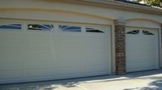 A job well done is par for the course with a call to Archway for the perfect garage door Thousand Oaks seeks and Ventura garage doors installation or service. We cover all locales in Simi, Santa Clarita and Antelope Valleys. Garage Door Windows, Garage Door Decor, Garage Door Styles, Overhead Garage Door, Windows And Doors, Carriage Style Garage Doors, Custom Garage Doors, Wood Garage Doors, Custom Garages