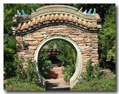 Chandor Gardens, Weatherford