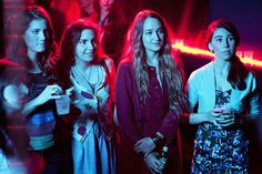 Lena Dunham, Williams, Jemima Kirke and Zosia Mamet are all back with more boy problems than ever in the hit HBO show Series Premiere, Hbo Series, Girls Hbo, Girls Night, Ladies Night, Pitch Tv, Jorma Taccone, Lena Dunham Girls, Serie Du Moment