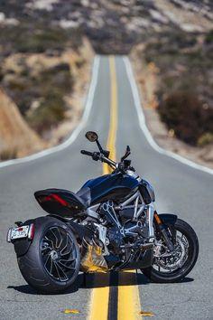 Ducati XDiavel Mega Gallery - Asphalt & Rubber