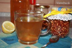 Domáci šípkový čaj (fotorecept)