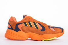 size 40 4d143 3b44b Dragon Ball Z x Adidas Yung-1 GoKong Orange Boost2 Dragon Ball Z, Adidas