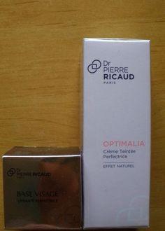 Dr.Pierre Ricaud  Optimala Tagescreme  Natural Effect & Make-up Basis NP 30€