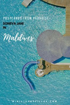 Take me to Maldives! Soneva Jani is one of the amazing resorts in the world - click through to discover surreal images that will put this piece of paradise on your bucket list.