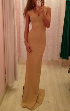 Form fitting dress