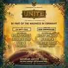 #Ticket   4 x Tickets  Tomorrowland Unite Germany  Tanz Terrasse Karte Ticket #nederland