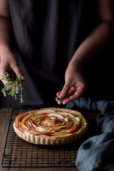 Quiche ai peperoni arrosto e mele Pink lady | Smile, Beauty and More #PinkLadyGourmetExperience