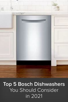 When you buy a Bosch, you're buying one of the best in the business . And here, we've selected a group of candidates to find the best Bosch dishwasher—not an easy feat considering the consistent high quality of their products. Best Dishwasher, Built In Dishwasher, Racking System, Build Your Dream Home, Luxury Homes, Connection, Kitchen Appliances, Group, Business