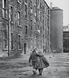 David Peat - A Comforting Arm        Glasgow, Scotland, England, 1968.
