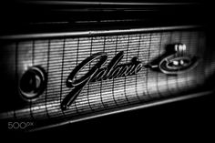 Ford Galaxie -63 - My Ford Galaxie -63:)
