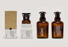 Packaging / Büro on Packaging of the World - Creative Package Design Gallery