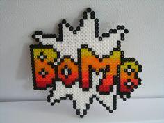 Perler Bomb from Mario 2 by ~Slimer530 on deviantART