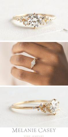 Wedding Rings Simple, Wedding Rings Vintage, Unique Rings, Vintage Rings, Vintage Men, Opal Wedding Ring Set, Sapphire Wedding Rings, Vintage Diamond Rings, White Gold Wedding Rings