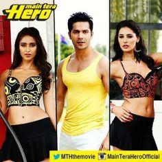 "Presenting Palat - Tera Hero Idhar Hai song from Varun Dhawan, Ileana D'Cruz, Nargis Fakhri starrer movie ""Main Tera Hero"". The music of movie is composed by Sajid - Wajid and is set to release on ..."