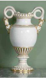 Dining Room Vase,Castletown House, Eire