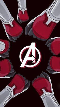 Vingadores Endgame Team iPhone Wallpaper  Calculando Infinito  #Avengers #Endg