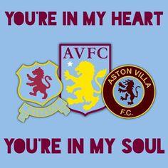 Aston Villa Fc, Super Club, Birmingham Uk, First World