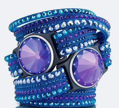 Stylowa opaska fitness   Firma Misfit stworzyła kolekcję opasek fitness, które z wyglądu przypominają bardzo stylową biżuterię.