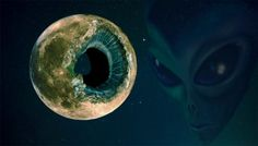 Hollow Moon? Giant Entrance Leading Below The Surface Appears On NASA Images