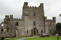 leap castle - most haunted castle in Ireland