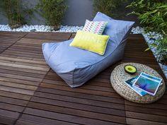 Jardines de estilo Rústico de MUDA Home Design