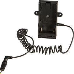 ikan Belt Clip DV Power Kit for Blackmagic Pocket Cinema Camera (Canon 900 Type Battery Plate)