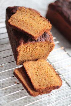 Sweet carrot bread