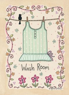 Wash Room (Annie LaPoint)