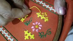Kutch Work, Line Design, Gingerbread Cookies, Hand Embroidery, The Creator, Gingerbread Cupcakes