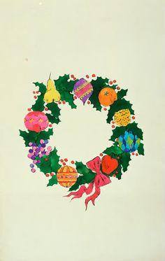 Mod Fox: A Warhol Christmas!