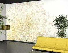 FotoTapete No.RY6 Blütenregen Tapete Fototapete selbstklebend