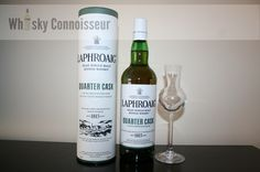 WHISKY CONNOISSEUR: LAPHROAIG QUARTER CASK / ISLAY