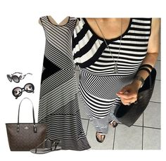 Untitled #3471 by elia72 on Polyvore featuring polyvore, fashion, style, GUESS, Prada and clothing #elia72