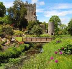 Europe's Most Picture-Perfect Gardens [Page 3 of 7]Blarney Castle Gardens, Ireland |