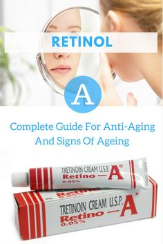Retinol has the gold standard in anti-aging industry but not without the side effects.