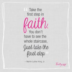 Take that step in faith!  Join my Thirty-one team and join a family! I just love all the support and love and encouragement that this company gives to everyone it touches!!!