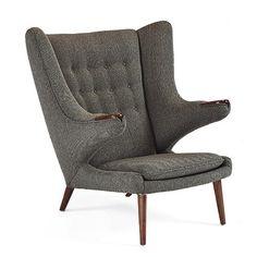 Papa Bear Chair, Modern Chairs & Modernica Chairs   YLiving