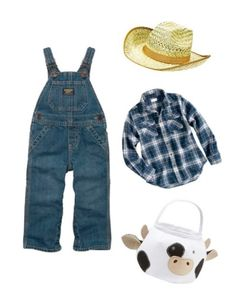 Farmer Outfit Ideas Picture kids halloween farmer flannel is a fun addition to a closet Farmer Outfit Ideas. Here is Farmer Outfit Ideas Picture for you. Farmer Outfit Ideas the cow and the farmer not scary at all funny though. Farmer Out. Best Friend Halloween Costumes, Toddler Halloween Costumes, Halloween Costume Contest, Boy Costumes, Halloween Dress, Halloween Kids, Halloween 2015, Farmer Girl Costume, Farmer Outfit