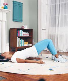 4 back-strengthening simple exercises