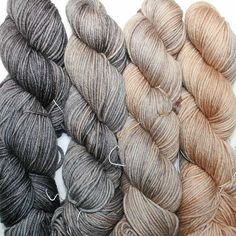 cephalopodyarns — Traveller Ombre and Gradient Kits