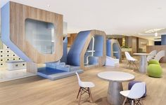 SPRING Learning Centre by Joey Ho Design