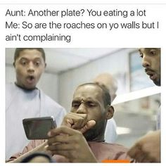 Ready for Thanksgiving? Ready for Thanksgiving? Black People Memes, Funny Black Memes, Really Funny Memes, Stupid Funny Memes, Funny Relatable Memes, Funny Posts, Funny Shit, Funny Quotes, Hilarious
