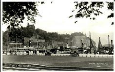 Oslo Fra Havnen Utg A/S Post-Foto 1930-tallet