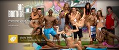 Big Brother, favorite reality tv show ever!